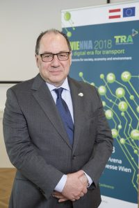 Ingolf Schädler, Chair of the Management Committee, Austrian Federal Ministry for Transport, Innovation & Technology