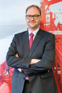 Christophe Tytgat, Secretary General of SEA Europe, Waterborne TP