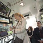 Transport Research Arena (TRA) 2018: Interactive Zone ©AustriaTech/Zinner