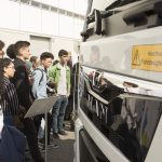 Transport Research Arena (TRA) 2018: Pupils at TRA ©AustriaTech/Zinner