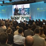 Transport Research Arena (TRA) 2018: Plenary Session 2 ©AustriaTech/Zinner