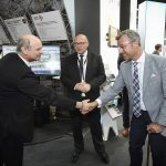 Transport Research Arena (TRA) 2018: Exhibition Opening © AustriaTech/Zinner