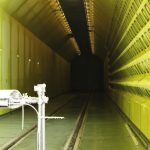 Transport Research Arena (TRA) 2018: Technical Tours - Climatic Wind Tunnel © AustriaTech