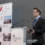 Transport Research Arena (TRA) 2018: Award Ceremony organised by the Austrian Society for Traffic and Transport Sciences ©AustriaTech/Zinner